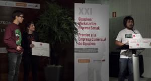 XXI Edición de los Premios a la Empresa Comercial de Gipuzkoa - GKo