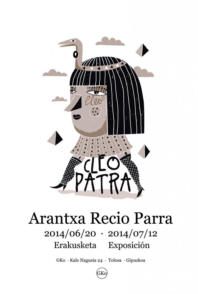 Arantxa Recio Parra - GKo Gallery - Exposición - 2014