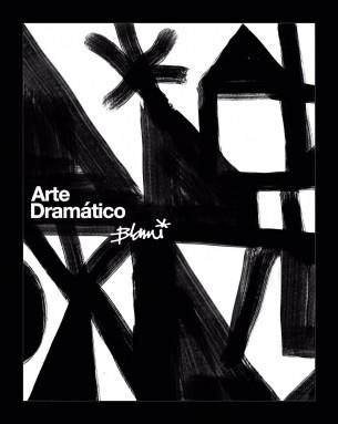 """Publicación del libro """"Arte Dramático"""" del artista vasco Blami. El proyecto corre a cargo de GKo Editores y se desarrolla en la comunidad Kutxa Kultur Enea."""